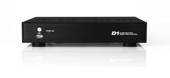 DVR harddiskoptager 4-kanals